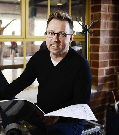 Michael Brett Draws on Bram Stoker for Ballet Score