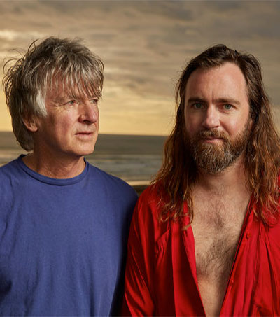 Neil and Liam Finn Video Premieres