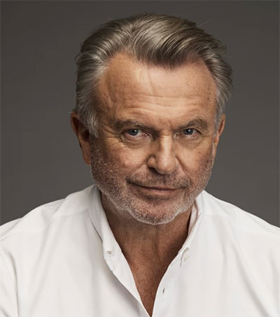 EDGE #330:  Sam Neill on Capt. Cook, Healing Powers of Manuka Honey, Miranda Harcourt + Guardian, Indie Outlook, The Washington Post, Wallpaper