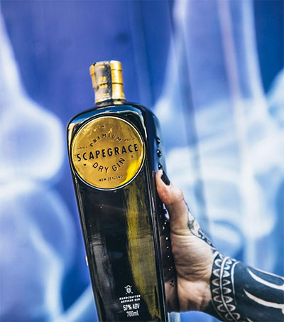 Best London Dry Gin on Earth is Scapegrace