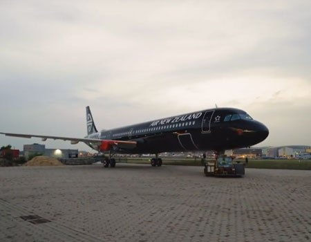 Air NZ New A321neo