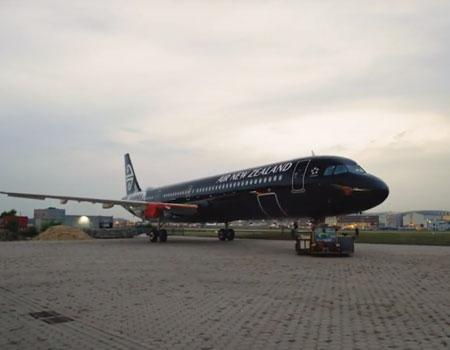 Air NZ New A321neo
