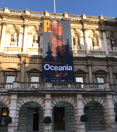 Royal Academy Compels a Generation of New Voyagers at Riveting Oceania Exhibition