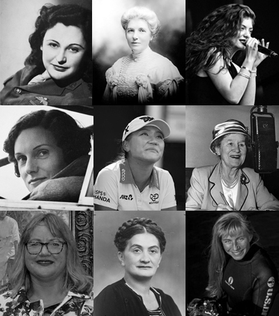 Trailblazers: 125 Kiwi Women Who Changed the World