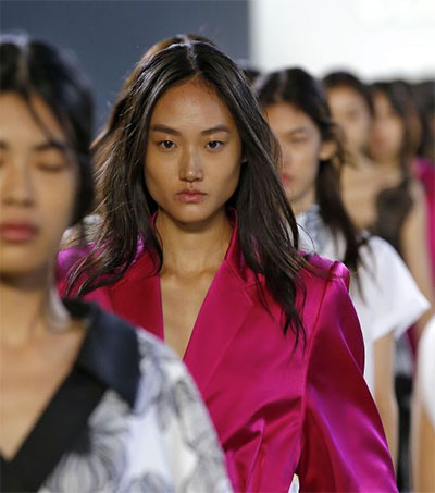Claudia Li Casts Only Asian Models in NY