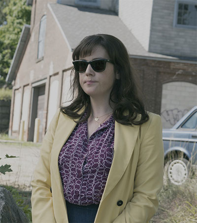 Melanie Lynskey Steps into Castle Rock Character