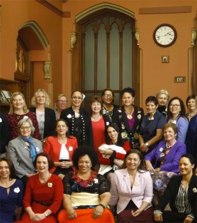 New Zealand Celebrates 125 Years of Women Voting
