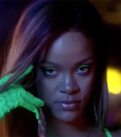 Parris Goebel Choreographs Rihanna's Lingerie Show