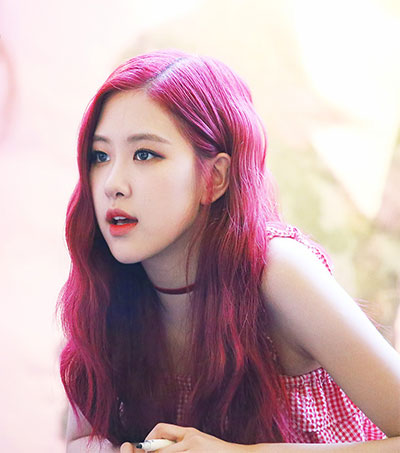 Rosé a New Zealand-Born K-Pop Idol