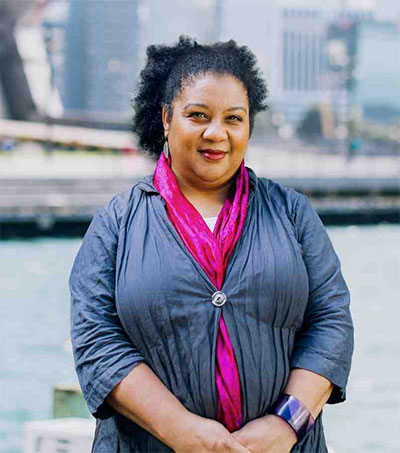 New Exec Role for Arts Leader Shelagh Magadza