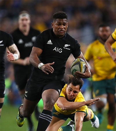 All Blacks Complete Sweep of Australia in Japan