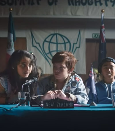Air New Zealand's New Christmas Video Delights Again