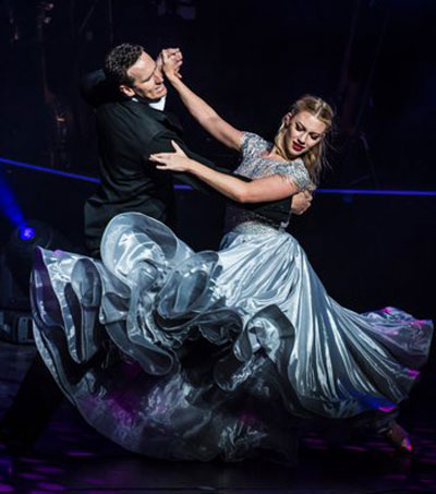 Brendan Cole to Wow Audiences with Anniversary Performance