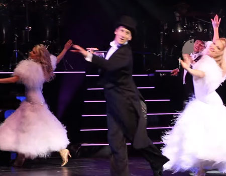 Brendan Cole's All Night Long Tour