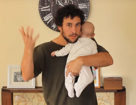 How to Dad's Guide for New Dads