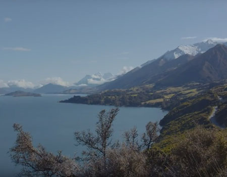 NZ South Island Travel Film