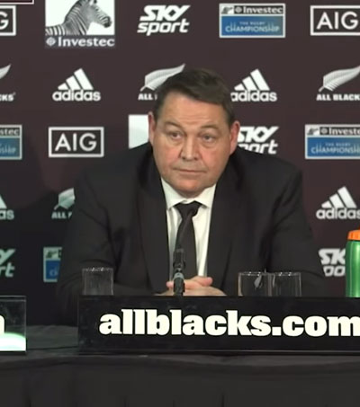 Steve Hansen Suggests 16-Week Off-Seasons