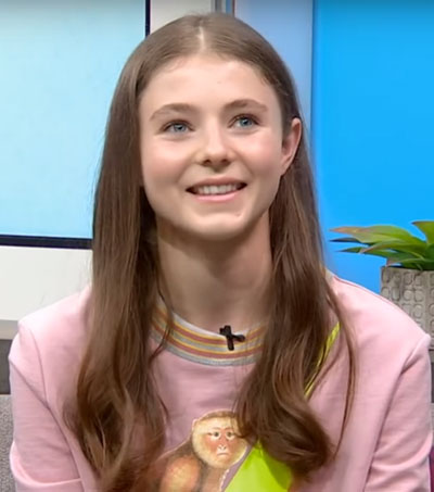 Thomasin McKenzie One of Hollywood's Rising Young Stars