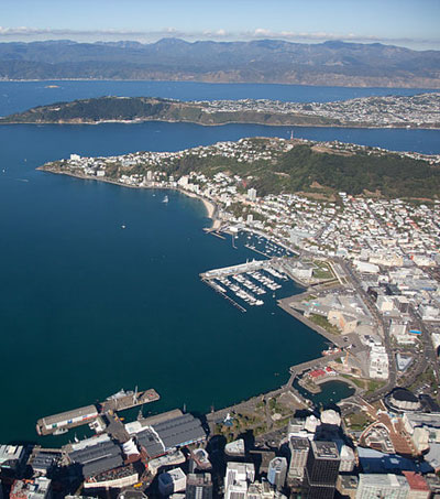 Wellington One of The 10 Best Cities For Digital Nomads