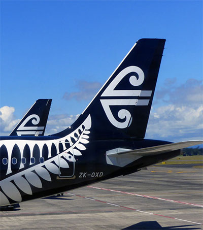 Air NZ and French to Develop Electric Aircraft