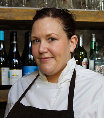 Chef Jess Murphy is New Irish Times Columnist