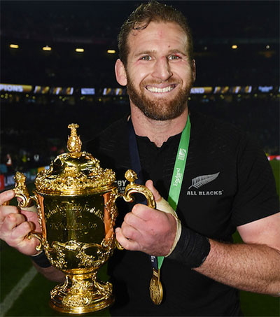 Kieran Read Suggests Retirement Plans
