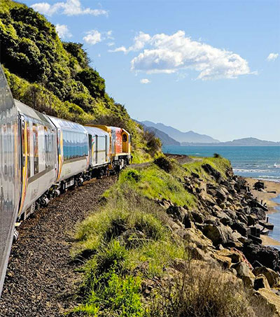 Gorgeous Coastal Pacific Rail Line to Reopen