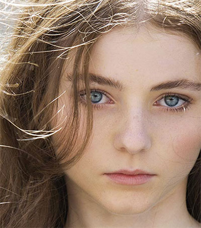 Actress Thomasin McKenzie on LA Indie Panel