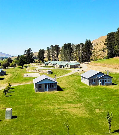 Deserted Waitaki Village up for Sale