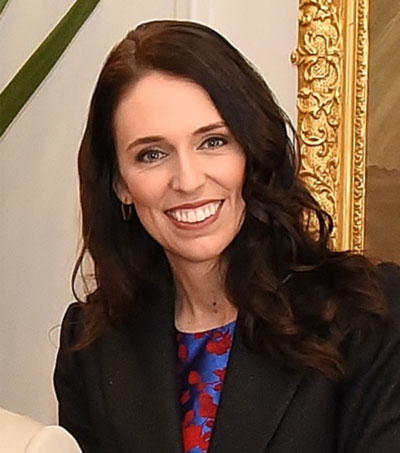 "Jacinda Ardern Launches New ""Green Fund"""
