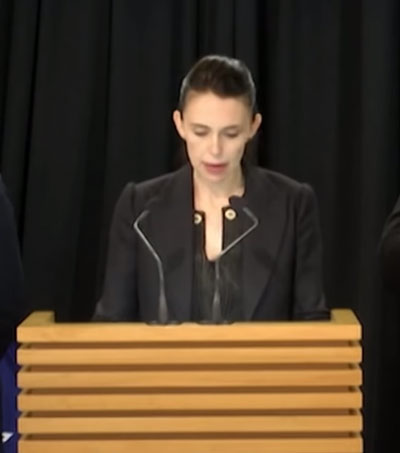 NZ Leader Grieves For Murdered Tourist