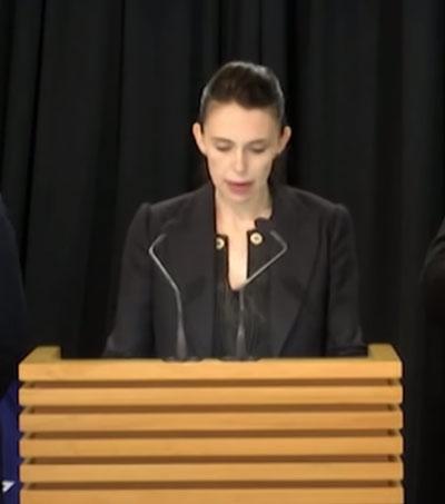 NZ Leader Grieves For Murdered Tourist