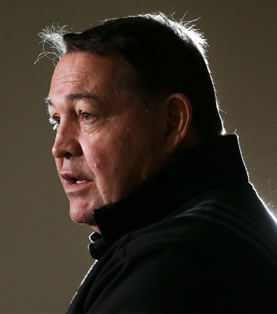 Steve Hansen to Step Down After 2019 World Cup