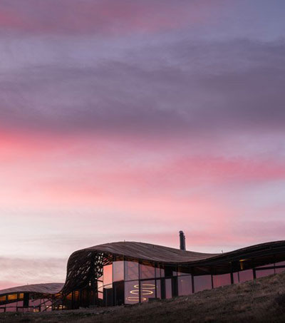 NZ Luxury Lodge The Lindis AFR's Must-Travel 2019