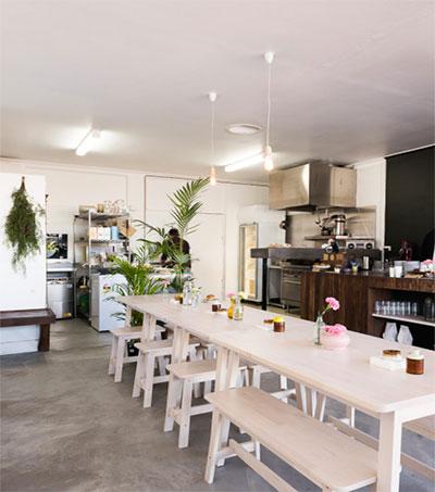 Adelaide Café Clement + Herron Shines
