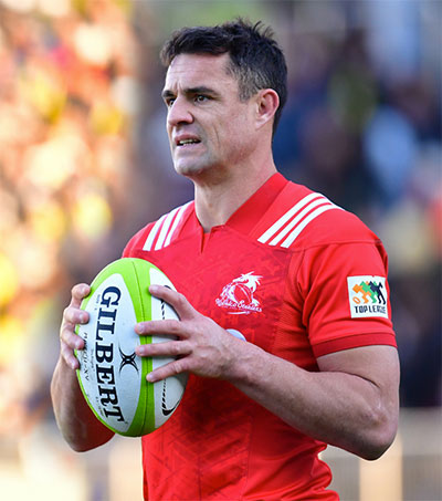 Why Dan Carter Is Still the Main Man in World Rugby