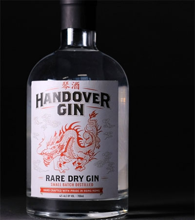 Say Hello to Hong Kong's Only Locally Distilled Gin