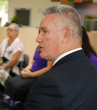 Kelvin Davis on Mission to Keep Māori Out of Prison