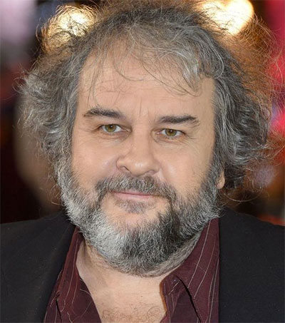 Peter Jackson Earns Rare Blue Peter Gold Badge