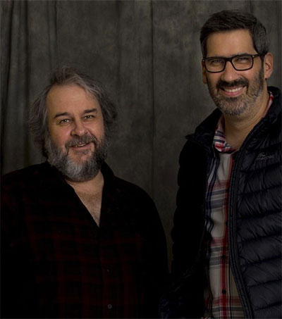 Peter Jackson Calls up Protégé Christian Rivers