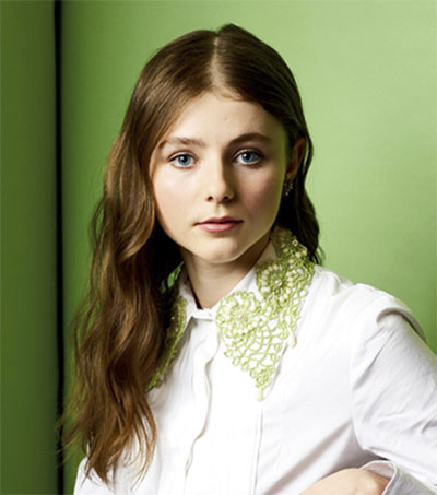 Rising Star Thomasin McKenzie Wanted to be a Vet