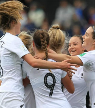 New Zealand Wins Bronze at FIFA U-17 World Cup