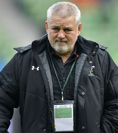 Warren Gatland Potential Successor to Eddie Jones