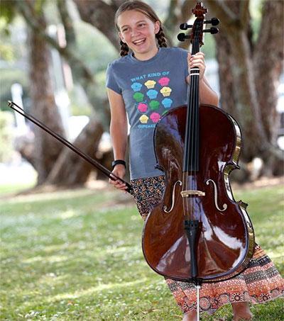 Musician Aurian White Earns Global Honour