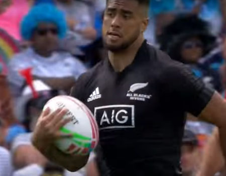 Best Tries Rugby NZ Sevens