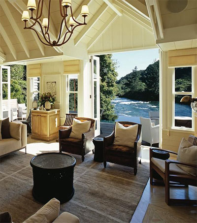 Best Luxury Lodges in the North Island