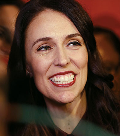 Helen Clark On Jacinda Ardern's Kindness Quotient