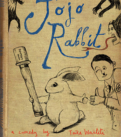 Looking Forward to Taika Waititi's Jojo Rabbit