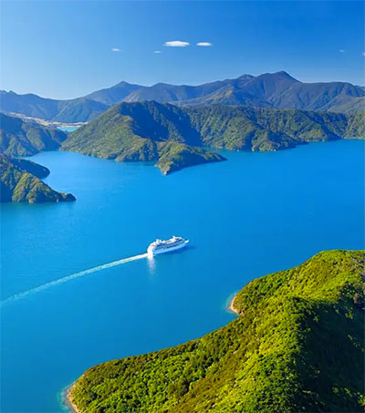 Ten Wonders to See in the South Island
