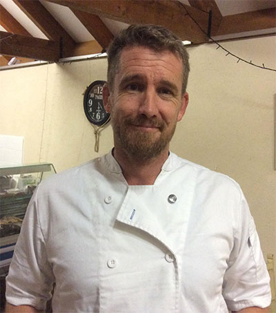 Somerset Chef Myles Anderson Cooking Memories